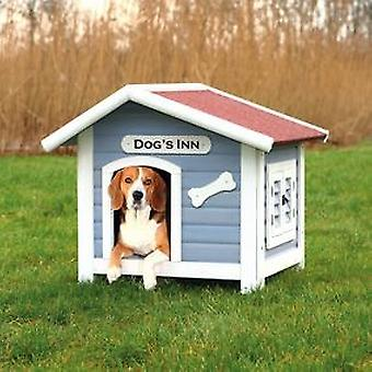 Trixie Natura Wooden Hut Blue-White (Dogs , Kennels & Dog Flaps , Kennels)