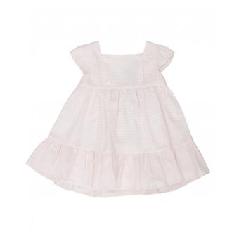 Patachou Tiered Woven Dress
