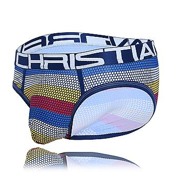 Andrew Christian Frequency Stripe Brief w/ Almost Naked  | Heren Ondergoed | Heren Slip