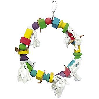 ICA Multicolor ring (fugler, leker)