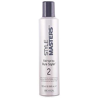 Style Masters Pure Styler - # 2 Medium Hold 10.99 fl oz