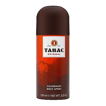 Tabac original por maurer & wirtz para homens 150ml / 3,3 oz spray corporal desodorante