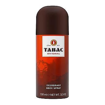 Tabac original by maurer & wirtz for men 150ml/3.3 oz deodorant body spray