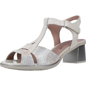 Pitillos Comfort Shoes 6172 V20 Color Silver