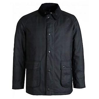 Jachetă de ceară De culoare Neagră Barbour Naburn