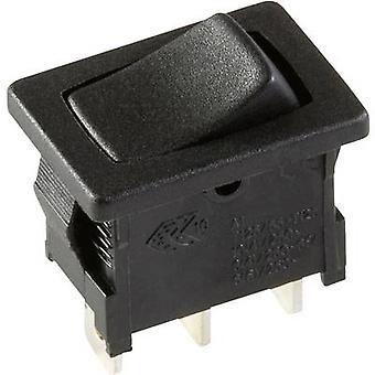 interBär Toggle switch 3631-100.22 250 V 10 A 1 x Off/On latch 1 pc(s)