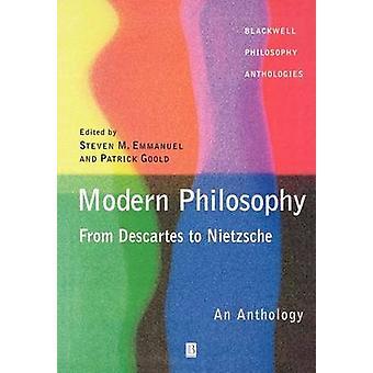 Modern Philosophy Anthology by Emmanuel