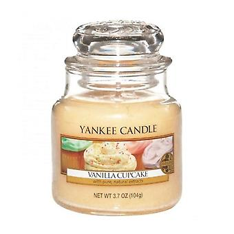 Yankee Candle Classic Petit Jar Vanilla Cupcake 104g