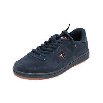 KangaROOS Retro Cup Kids Kids Boys Sneakers Blue Gym Shoes