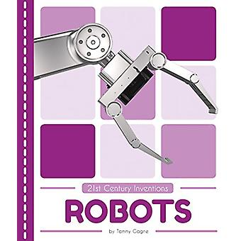 21st Century Inventions - Robots by Tammy Gagne - 9781635177930 Book
