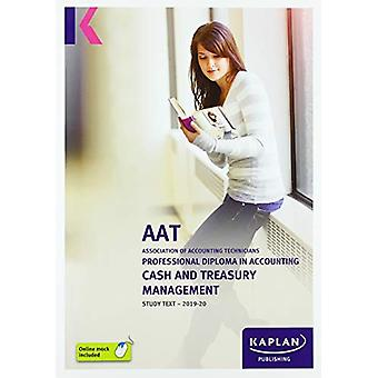 CASH AND TREASURY MANAGEMENT - STUDY TEXT by KAPLAN PUBLISHING - 9781