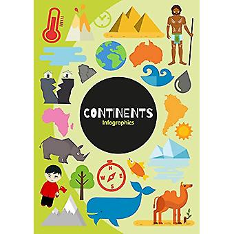 Continents by Harriet Brundle - 9781912171354 Book