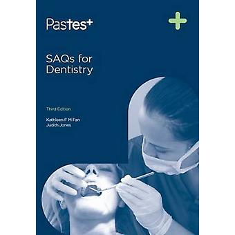 SAQ's for Dentistry (3rd Revised edition) - 9781905635993 Book