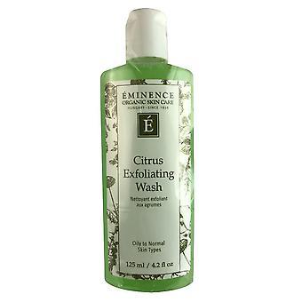 Eminence citrus exfolierande ansikte tvätta 4,2 oz