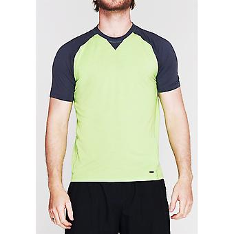 Sugoi Mens Coast Short Sleeve Crew Neck Training Sports T Shirt Tee Top