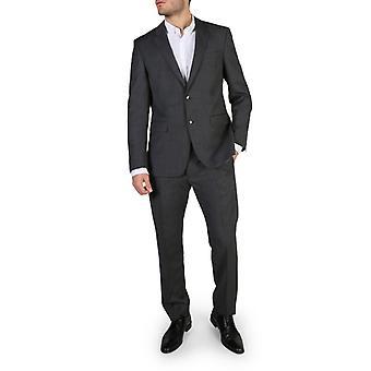 Tommy Hilfiger Men Grey Suits -- TT87842352