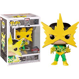 Marvel Electro 1st Appearance 80th An. Special Ex Pop! Vinyl