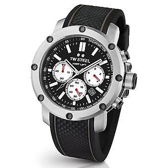 TW Steel TS10 Simeon Panda Limited Edition heren horloge 48mm