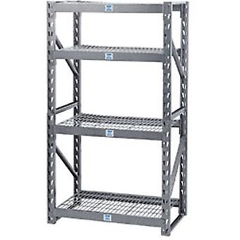 Draper 5230 Expert Heavy Duty Steel 4 Shelving Unit - 1040 x 610 x 1830mm