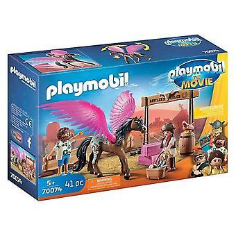 Playset The Movie Playmobil 70074 (41 pcs)