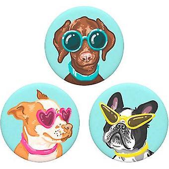 POPSOCKETS Posh Pups Mobile phone stand Multicolour