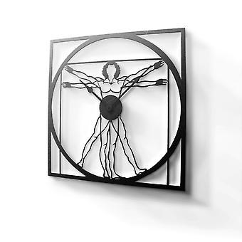 Vægur-Vinci menneske
