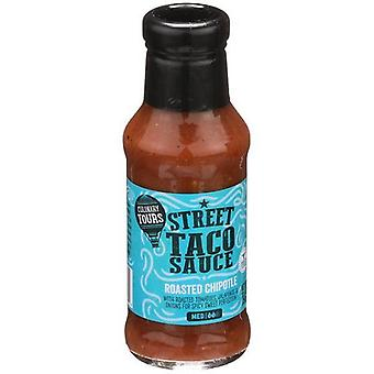 Culinary Tours Street Taco Sauce Roasted Chipotle