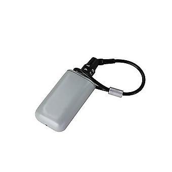 Lukkolaatikon esiasetettu yhdistelmä Kannettava avain turvallinen kaapelinauhalla