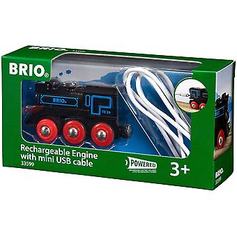 Brio Rechargeable Engine with Mini USB cable