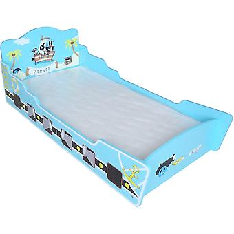 Kiddi tyyli Pirate vene Bed