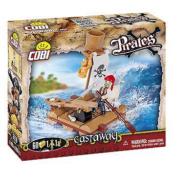 Piraten 60 Stück Castaway