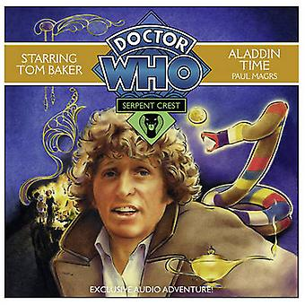 Doctor Who Serpent Crest 3 Aladdin Time by Magrs & Paul