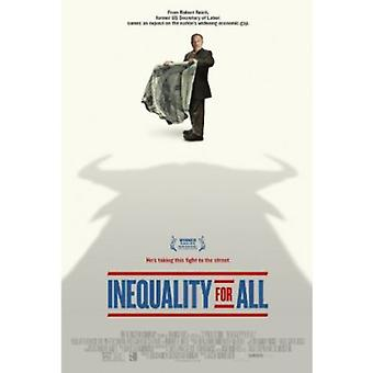Inequality for All [DVD] USA import