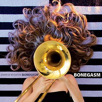 Wharton*Jennifer - Bonegasm [CD] USA import