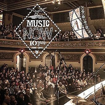 Musicnow: 10 Years - Musicnow: 10 Years [CD] USA import