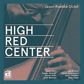 Jason Roebke - High-Red-Center [CD] USA import