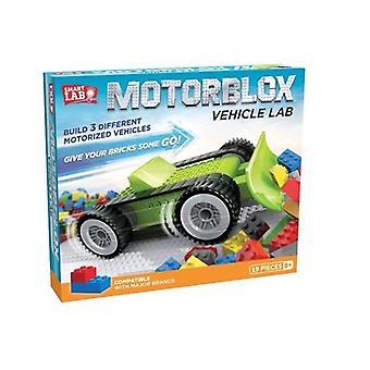 מעבדה למכוניות חכמות במעבדה