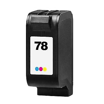 RudyTwos Replacement for HP 78 Ink Cartridge Tri-Colour Compatible with Copier 310, Deskjet 3810, 3816, 3820, 3820c, 3822, 916, 916c, 920, 920c, 920cvr, 920cxi, 940, 940c, 940cvr, 948c, Digital Fax 12