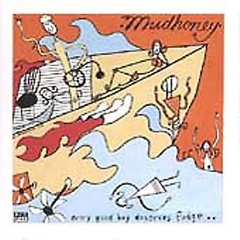 Importation de Mudhoney - chaque USA bon garçon mérite Fudge [CD]