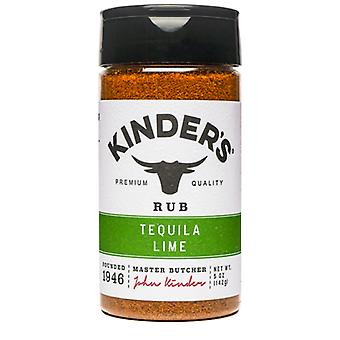 Kinder's Tequila Lime BBQ Rub