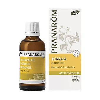 Virgin Borage Vegetal Oil 50 ml of oil