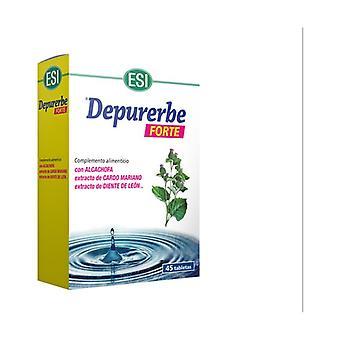 Depurerbe Forte 45 tablets