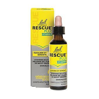 RESCUE® PLUS Dropper 20 ml of floral elixir (Lemon)