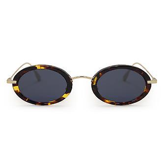 كريستيان ديور النظارات الشمسية البيضاوية المنومة 2 2IKA9 46