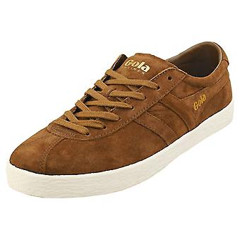 Gola Trainer Mens Casual Trainers in Tabaco