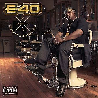 E-40 - Sharp on All 4 Corners: Corner 2 [CD] USA import