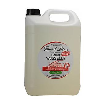 Lime scent dishwashing liquid 5 L