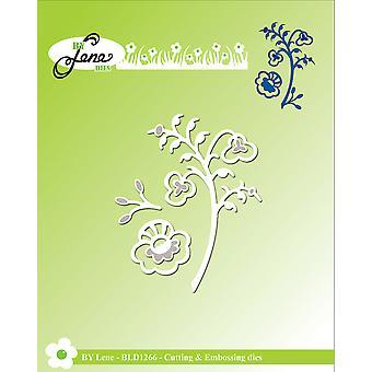 Par Lene Flower Cutting & Meurt en relief