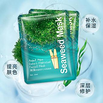 Angel Aqua Expert Hydrated Face Mask - Moisturizing Nourishing Hydrating Face