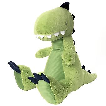 """GUND Childrens Dinosaur Soft Toy Cuddly Plush Lincoln And Carson Characters 12"""""""